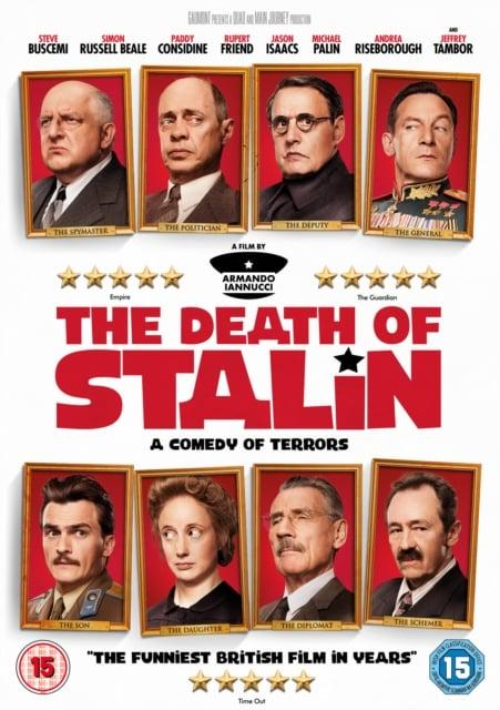 jacket, DEATH OF STALIN