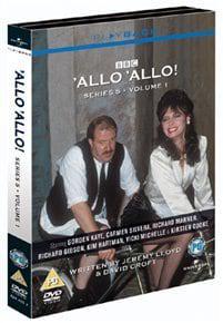 'Allo 'Allo: Series 5 - Volume 1 - Richard Boden, Susan Belbin, Robin Carr, Davi