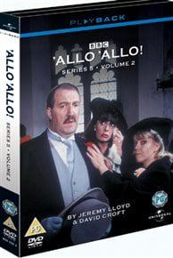 'Allo 'Allo: Series 5 - Volume 2 - Richard Boden, Susan Belbin, Robin Carr, Davi