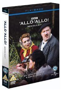 'Allo 'Allo: Series 6 and 7