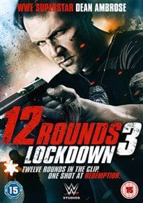 12 Rounds 3 - Lockdown - Stephen Reynolds