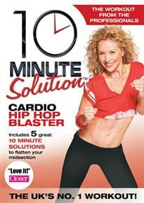 10 Minute Solution: Cardio Hip Hop Blaster