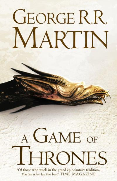 A Game of Thrones (Hardback Reissue)