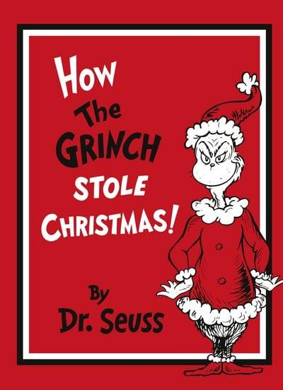 how the grinch stole christmas dr seuss author