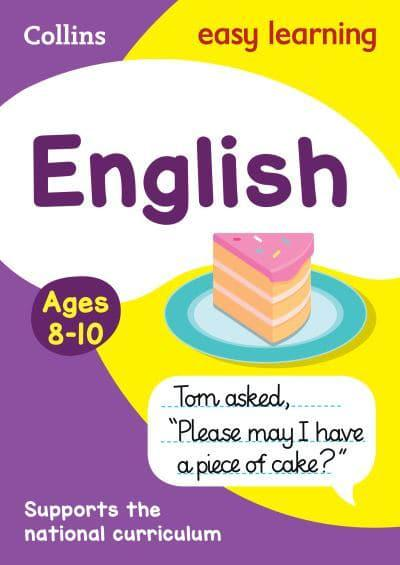 Collins Easy Learning English. Age 8-10