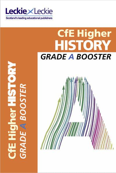 CfE Higher History Grade Booster