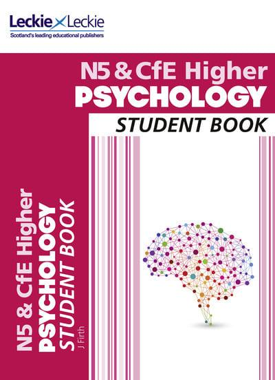 National 5 & CfE Higher Psychology  Student Book : Jonathan