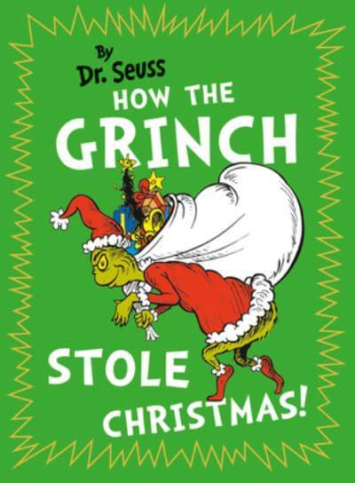jacket how the grinch stole christmas - Who Wrote How The Grinch Stole Christmas