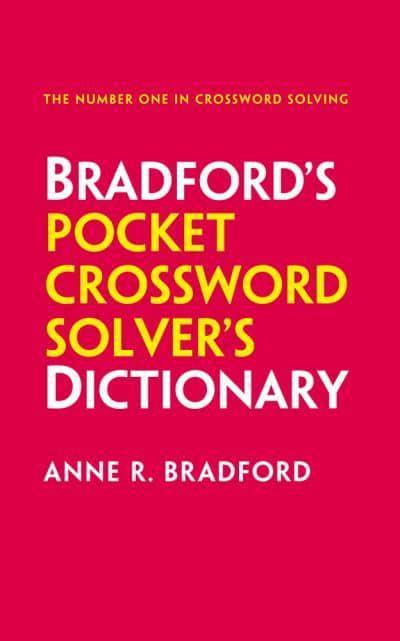 bradford crossword solver dictionary online