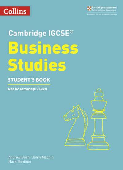 Edexcel Igcse Business Studies Book