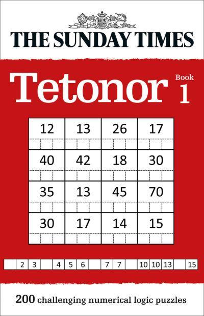 Tetonor  Book 1 : The Times Mind Games : 9780008290382 : Blackwell's