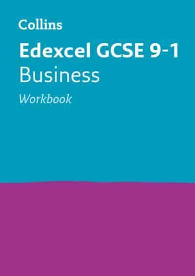 Edexcel GCSE 9-1 Business  Workbook : Collins GCSE