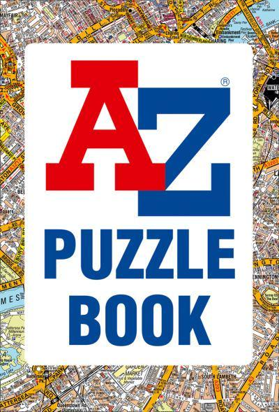 A -Z Puzzle Book