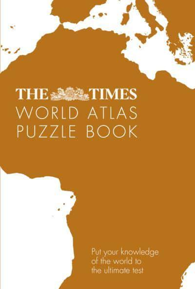 The Times World Atlas Puzzle Book : Gareth Moore (author