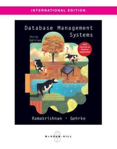 Edition pdf dbms 3rd ramakrishnan raghu