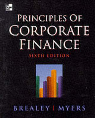 brealey myers marcus fundamentals of corporate finance 6th ed Fundamentals of corporate finance richard a brealey, stewart c myers, alan j  fundamentals of corporate finance  stewart c myers, alan j marcus: edition: 5 .