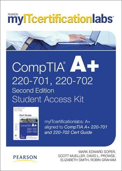 myITcertificationlabs CompTIA A+ -- Access Card -- (220-701 and 220-702)