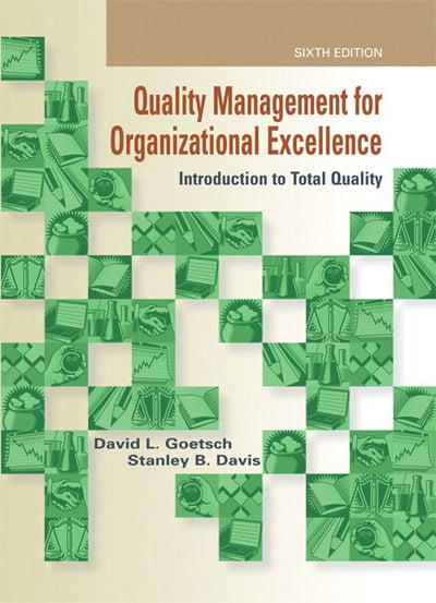 introduction to total quality management 2014-2-13 889 developing a total quality management framework for healthcare organizations abdulsattar mohammad al-ali department of management faculty of finance and business.