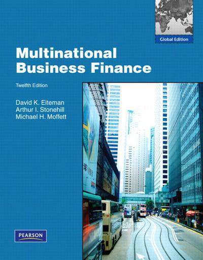 multinational business finance 12th edition eitman Multinational business finance, 11th edition, (0321357965), david path: /multinational-business-finance-11th-edition/david-k-eiteman/e/9780321357960.