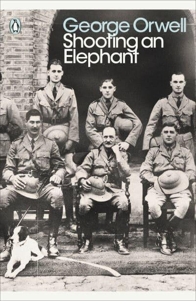 shooting an elephant and other essays themes Shooting an elephant essay by george orwell did you know other end of the town rang me up on the phone and said that an elephant was ravaging the bazaar.