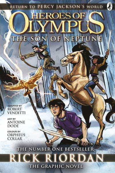 Percy Jackson The Son Of Neptune Ebook