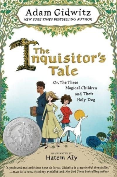 jacket, The Inquisitor's Tale, or, The Three Magical Children and Their Holy Dog