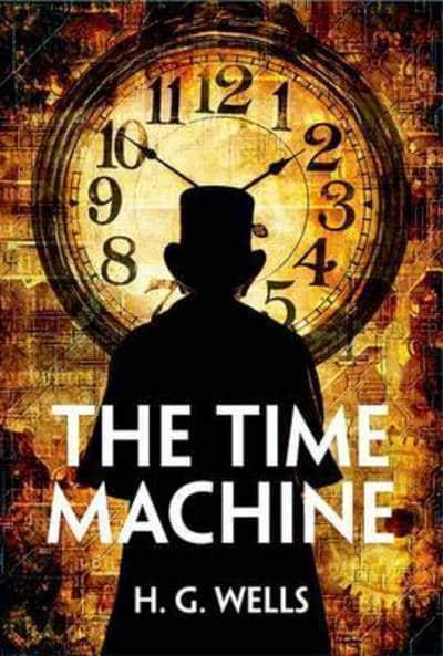 The Time Machine Hg Wells Book