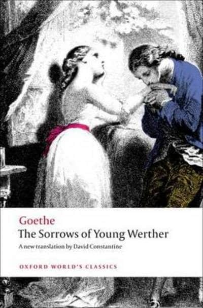 The Sorrows Of Young Werther Ebook