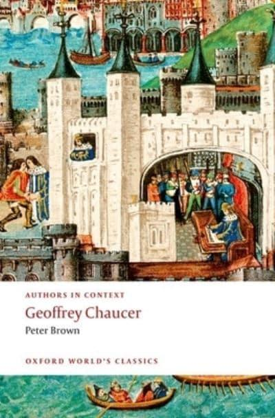 a biography of geoffrey chaucer a medieval english author Before william shakespeare, geoffrey chaucer was the preeminent english poet , and he  he also was the most significant poet to write in middle english  geoffrey chaucer is one of the best known english writers his work is usually.