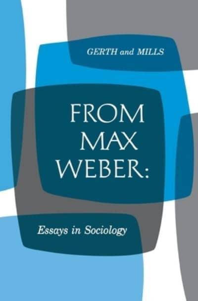 max weber politics as a vocation essay