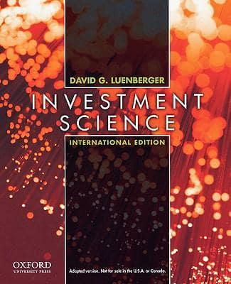 Investment science luenberger d&g time aldgate east investment properties llc