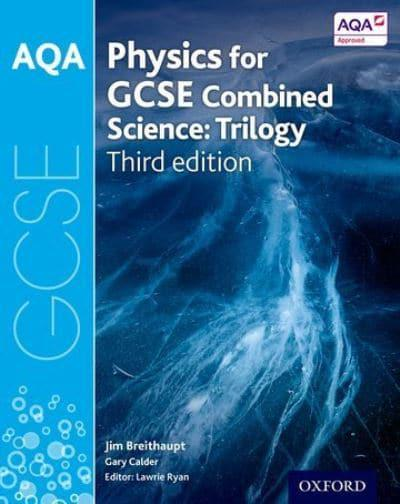 aqa physics for gcse combined science trilogy lawrie ryan rh blackwells co uk AQA Science Lab AQA Science Lab