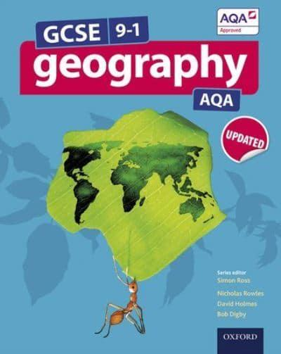 Gcse geography aqa student book simon ross author jacket gcse geography aqa student book gumiabroncs Images