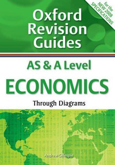 As  U0026 A Level Economics Through Diagrams   Andrew Gillespie  Author    9780199180899   Blackwell U0026 39 S