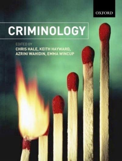 an overview of the field of criminology Program overview injustice anywhere is a threat to justice everywhere — martin luther king the field in most societies, responding to criminal behaviour and understanding its causes are.