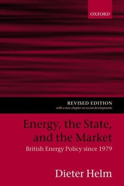 Energy, the State, and the Market