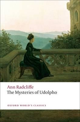 jacket, The Mysteries of Udolpho
