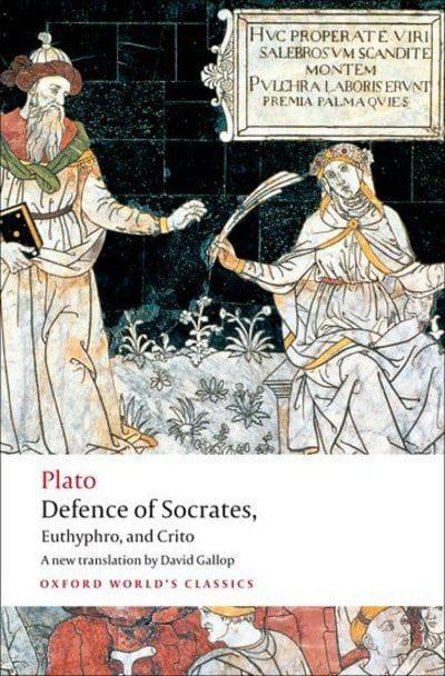 a review of euthyphro a book by plato Buy a cheap copy of euthyphro, apology, crito, meno, phaedo book by plato the second edition of five dialogues presents g m a grubes distinguished translations, as revised by john cooper.