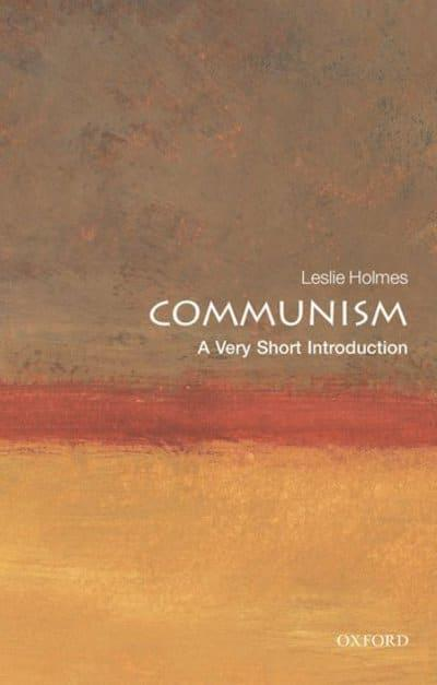 communism very short introduction pdf