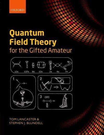 jacket, Quantum Field Theory for the Gifted Amateur