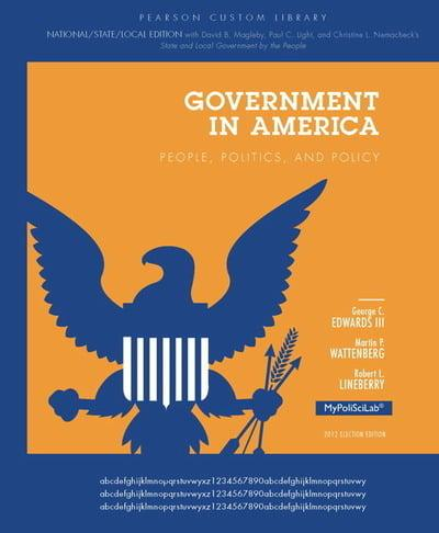 Government in America, National/State/Local Edition