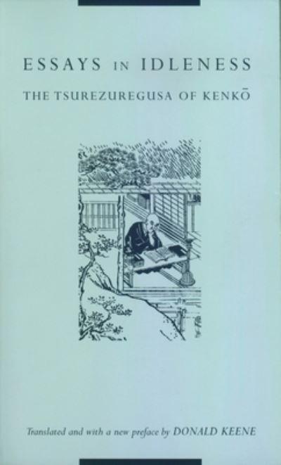 essay in idleness yoshida kenko summary