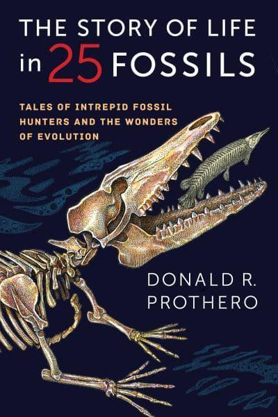 jacket, The Story of Life in 25 Fossils
