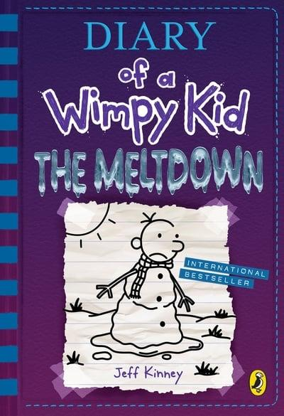 Diary Of A Wimpy Kid The Meltdown Book 13 Jeff Kinney Author 9780241389324 Blackwell S