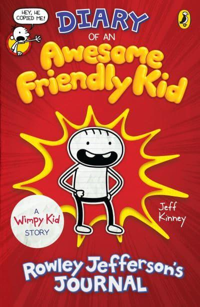Diary of an Awesome Friendly Kid