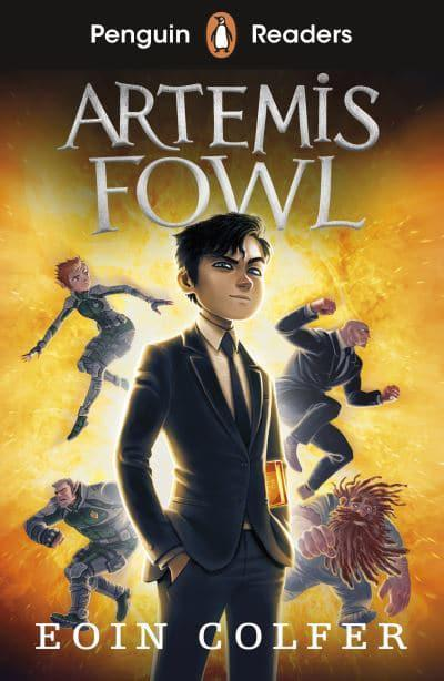 Penguin Readers Level 4: Artemis Fowl (ELT Graded Reader)