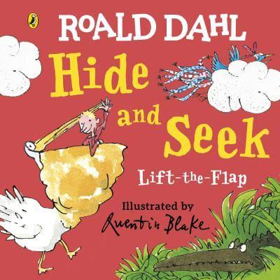 Roald Dahl: Lift-the-Flap Hide and Seek