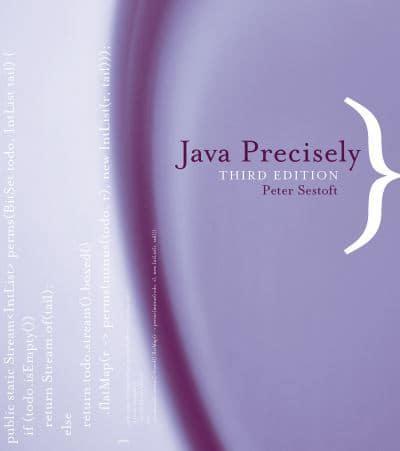 java precisely by peter sestoft pdf