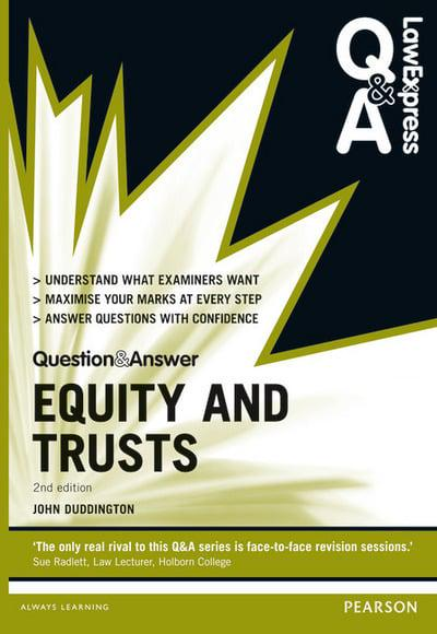 Equity & Trusts – Formalities