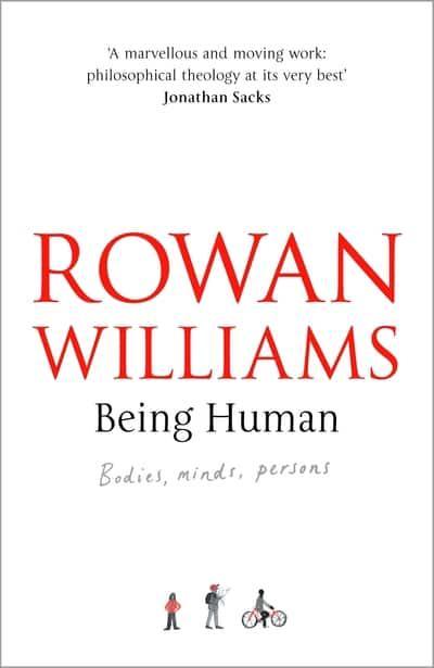 Being Human   Rowan Williams  Author    9780281079759